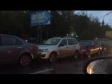 ДТП с участием 5 автомобилей на ул. Удмуртская.