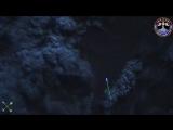 Взгляд на пролетающие метеоры с высоты 400 км. Видео в реальном времени.
