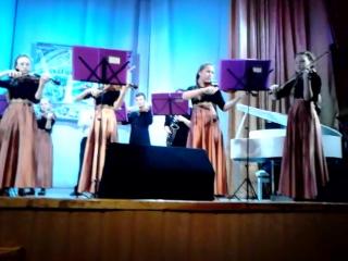 Камерный оркестр Концертино Катюша, браво!