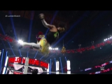FULL MATCH - The Usos vs. The New Day vs. Lucha Dragons - Tag Team Title Ladder Match- WWE TLC 2015
