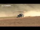 02.01.2017-``Africa Eco Race-2017``.Российские экипажи выиграли пролог гонки.(Дата-02.01.2017г.,022320цев 042320мск.Источник-Eur