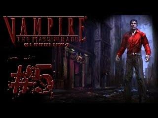 Прохождение Vampire: The Masquerade Bloodlines 5 В поисках ищейки