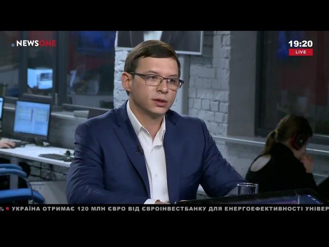 Евгений Мураев в Большом вечере на телеканале NewsOne 08 11 17