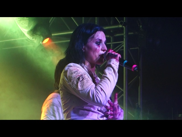 Lacuna Coil - Ghost In The Mist-My Demons [27.05.2017, Volta, Moscow]
