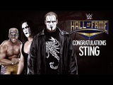 WWE 2K16 - Sting Hall of Fame Tribute