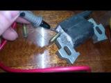 Проверка катушки зажигания мотоблока.  How to check the ignition coil motor cultivator.