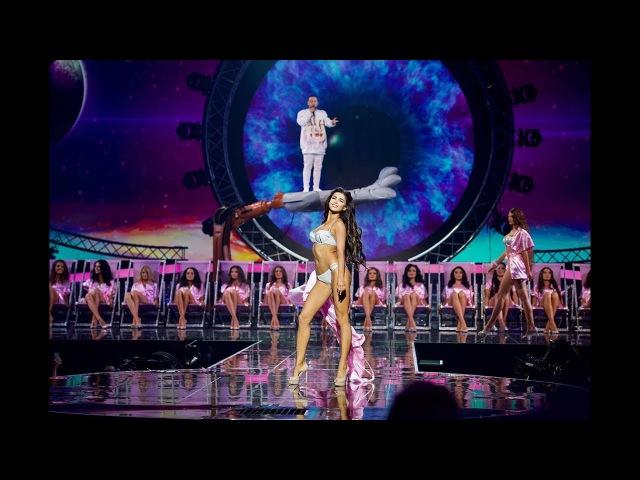 Финал Мисс Украина 2017 MONATIK – МОКРАЯ || Дефиле в купальниках