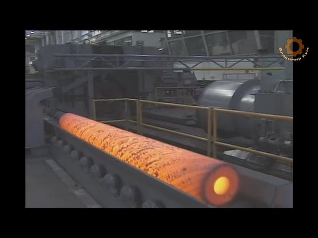 Как делают стволы для пушек. Радиальная ковка металла