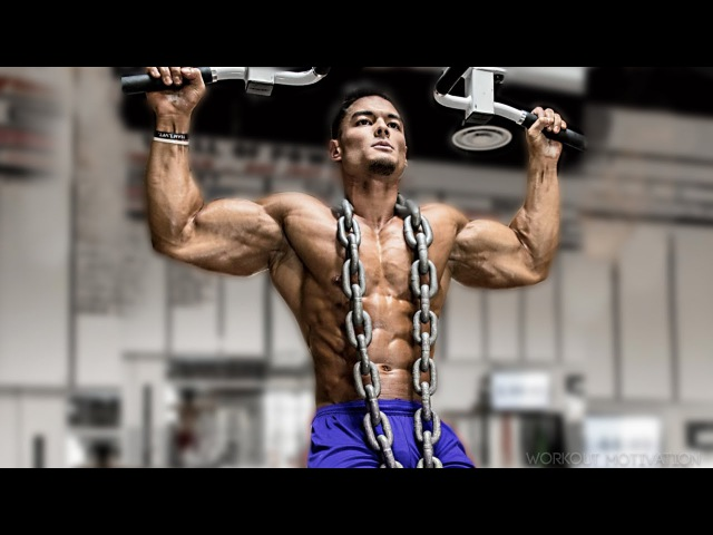 Champion Workout Motivation - Jeremy Buendia