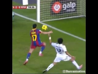 Барселона 5-0 Реал Мадрид / Незабываемый матч Барсы!