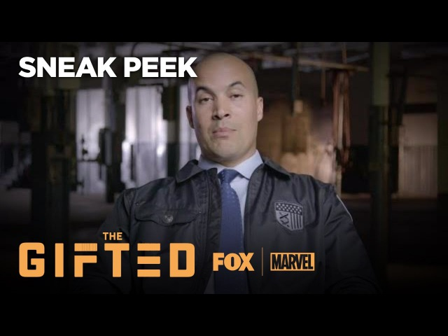 Sentinel Services Is Here And Using Deadly Force | Season 1 | THE GIFTED