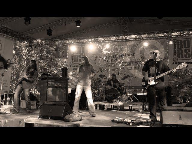 Heep Freedom Uriah Heep Tribute Sunrise @ Live at SzeptEmber Feszt 06.09.2013.