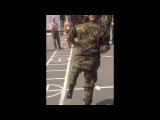 Вот как нужно увольняться Спецназ ВВ МВД Пересвет