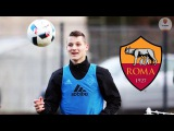 Zan Celar - Welcome to AS Roma! - Incredible solo goal for Maribor U19