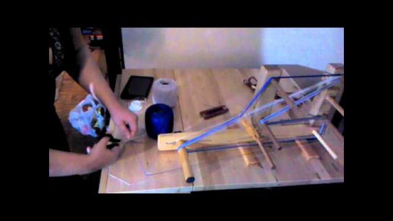 How to Warp an Inkle Loom