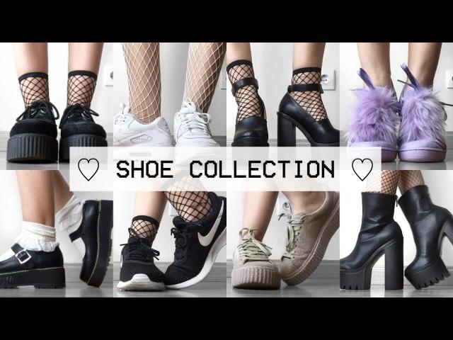SHOE COLLECTION UPDATED! - Nike, Adidas, Dr Martens, Creepers more. » Freewka.com - Смотреть онлайн в хорощем качестве