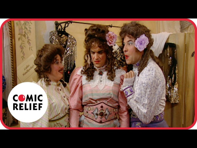 Little Britain meets Robbie Williams | Comic Relief