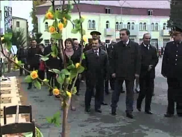 Mingəçevir-64 bayram təntənələri