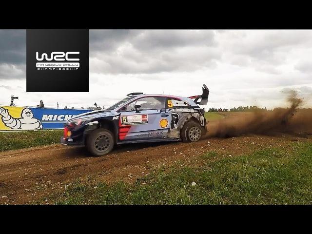 WRC 2017 - 08 ORLEN 74th Rally Poland, Top 5