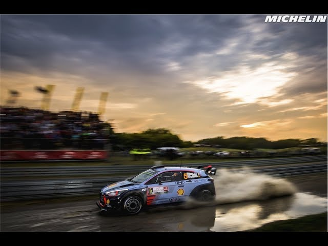 Michelin Motorsport - WRC 2017 - 08 ORLEN 74th Rally Poland, day 1