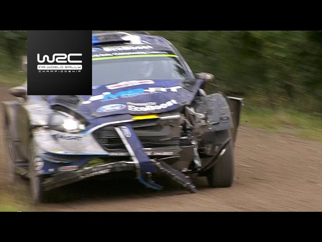 WRC 2017 - 08 ORLEN 74th Rally Poland, SS21