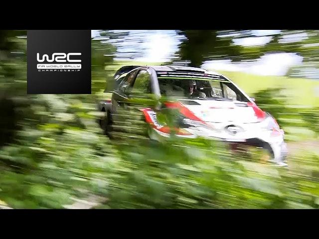 WRC 2017 - 08 ORLEN 74th Rally Poland, SS15