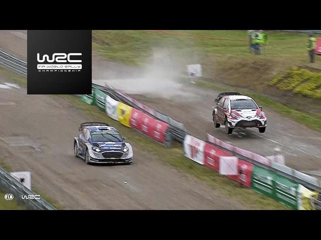 WRC 2017 - 08 ORLEN 74th Rally Poland, SS10