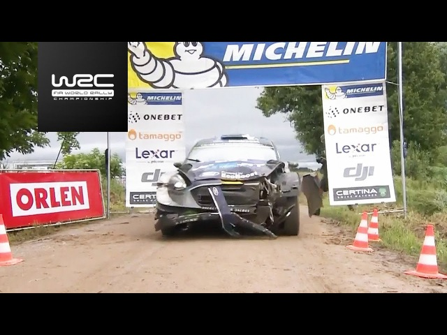 WRC 2017 - 08 ORLEN 74th Rally Poland, stages 18-21