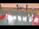 Мини футбол 2007 гр 12 тур ДЮСШ НН 1 9 0 6 0 Ока Виктория 1 тайм