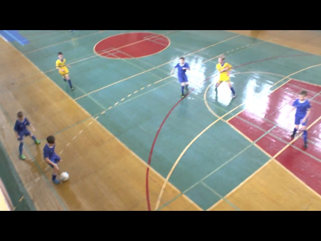 Мини-футбол 2007 гр. 11 тур. ДЮСШ НН-2 2:2(1:1) Ока-Виктория (2 тайм)