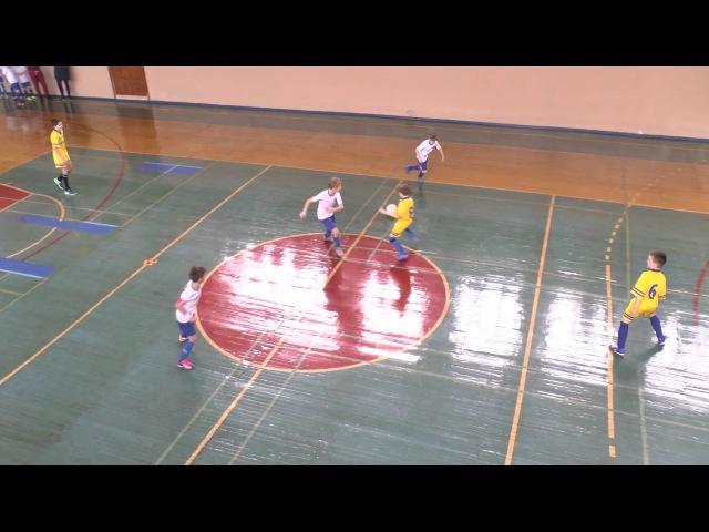 Мини-футбол 2007 гр. 12 тур. ДЮСШ НН-1 9:0(6:0) Ока-Виктория (2 тайм)