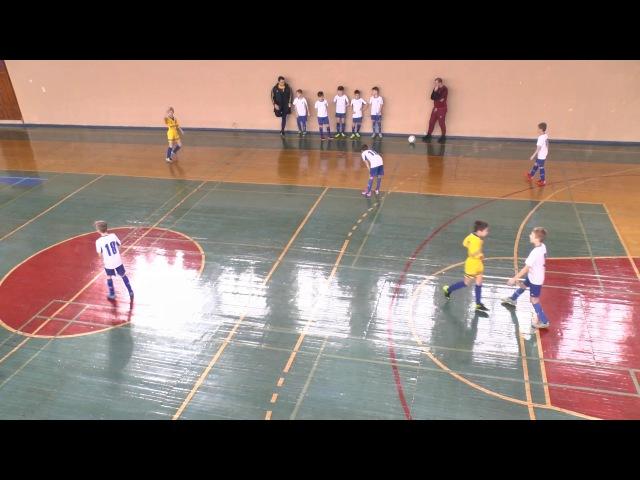 Мини-футбол 2007 гр. 12 тур. ДЮСШ НН-1 9:0(6:0) Ока-Виктория (1 тайм)