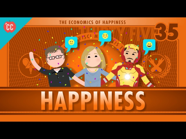 The Economics of Happiness: Crash Course Econ 35