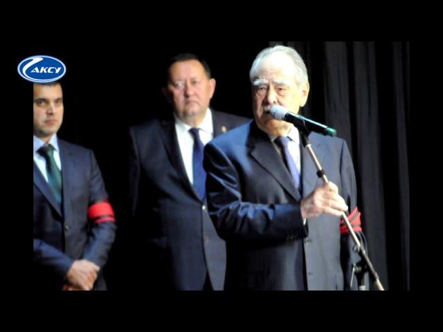 АКСУ ТВ - Әлфия Авзалова белән хушлашу 17. 06. 2017