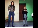 Анастасия и Алина Багинские – 1944 Репетиция Katapulta Creative Team