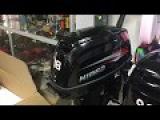Лодочный Мотор Хидея (Хайди) 18 л.с. Обзор Комплектации мотора.