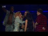 Lady Gaga wins Favorite Female Artist at the AMAs