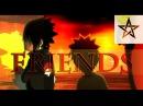 Naruto「AMV」NARUTO VS SASUKE FRIENDS