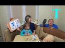 Учим буквы с мамой. Часть 5 (П,Р,С,Т). Алфавит. Обучение чтению дома Персики