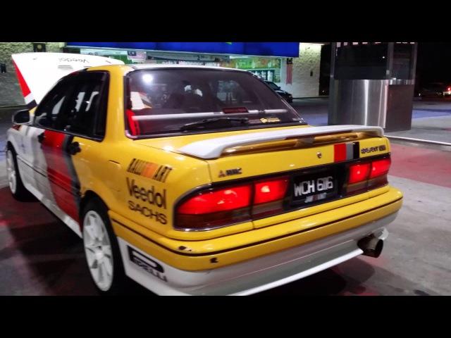 Mitsubishi Vr4 4G63 upgrade 86mm by Zaki Spec