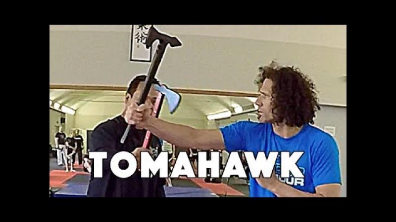 Combat Tomahawk (Kapak) - Silat Suffian Bela Diri