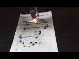 JQ 9060 80Вт резка бумаги