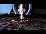 Волоконный лазер JQ 1530 500W черная сталь 6мм