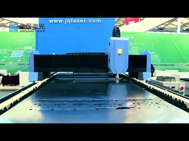 Волоконный лазер JQ 1530 500W