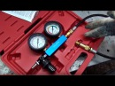 Пневмотестер как это работает Ищем утечки в цилиндре