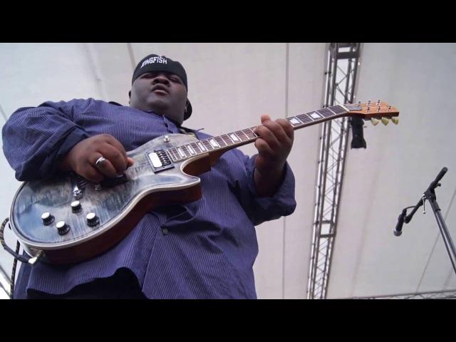 The Thrill is Gone Christone Kingfish Ingram @ 2016 Winthrop Rhythm Blues Festival 9301
