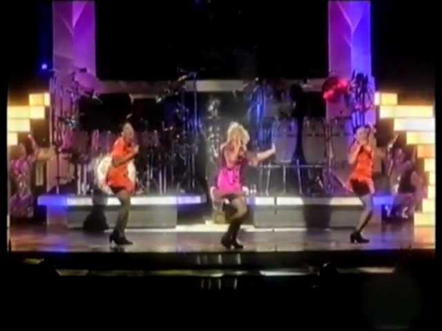 Madonna - Material Girl (Live BAT Barcelona)
