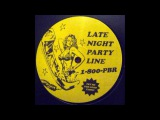 PBR Streetgang - Late Night Party Line (Man Power Remix)