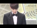 [Fancam] Kim Woo Bin Cute Moments @ SBS Drama Awards 2013