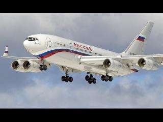 ИЛ-96. Второе рождение. Принято решение о создании пассажирского лайнера Ил-96-400М